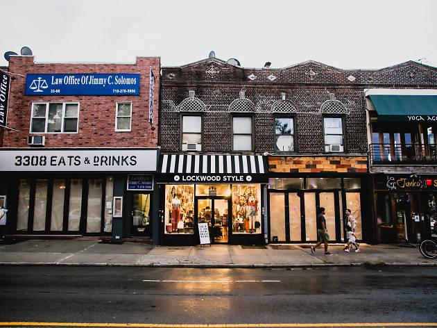 'Una historia del Bronx' - Astoria