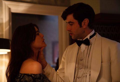 Adriana Ugarte y Javier Rey son Helena y Malpica en Hache