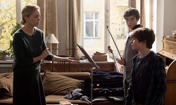 La audición - Anna, Alexander y Jonas