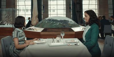 La materia oscura - 1x02