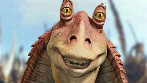 Star Wars - Jar Jar Binks