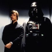 Star Wars - Luke Skywalker y Darth Vader