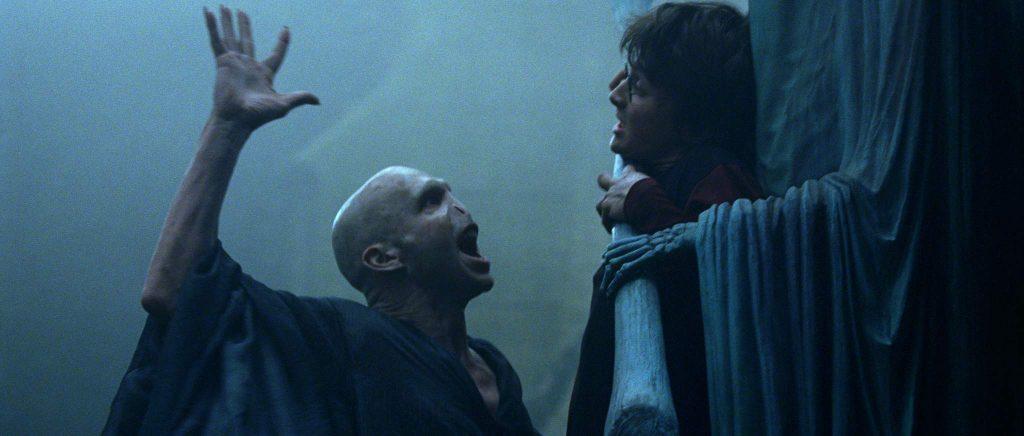 Harry Potter y el cáliz de fuego 2