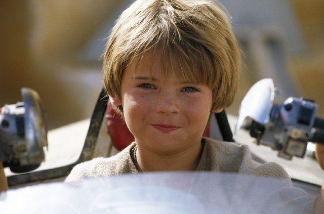 Anakin Skywalker - Episodio I