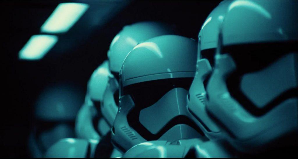 El despertar de la Fuerza - Soldados imperiales