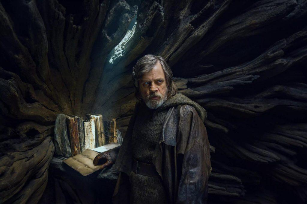 Los últimos Jedi - Luke Skywalker