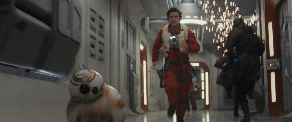 Los últimos Jedi - Poe