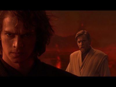 Star Wars - Anakin y Obi