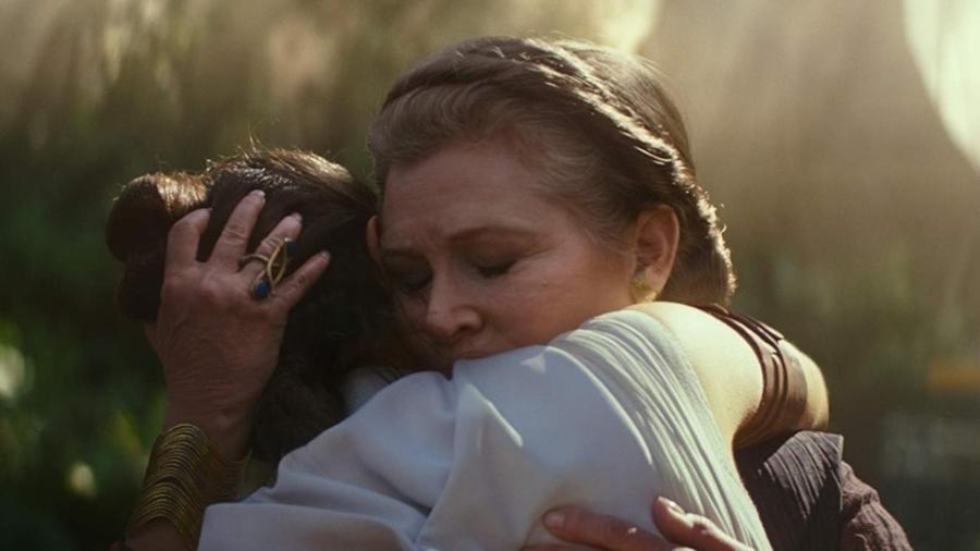 Star Wars - Leia y Rey
