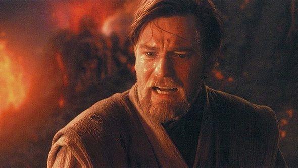 Star Wars - Obi vs Anakin
