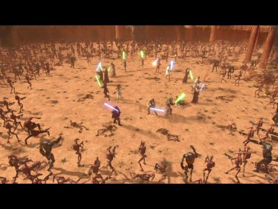 Star Wars. Episodio II