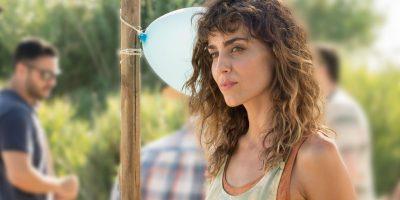 Irene Arcos es Veronica en 'El Embarcadero'
