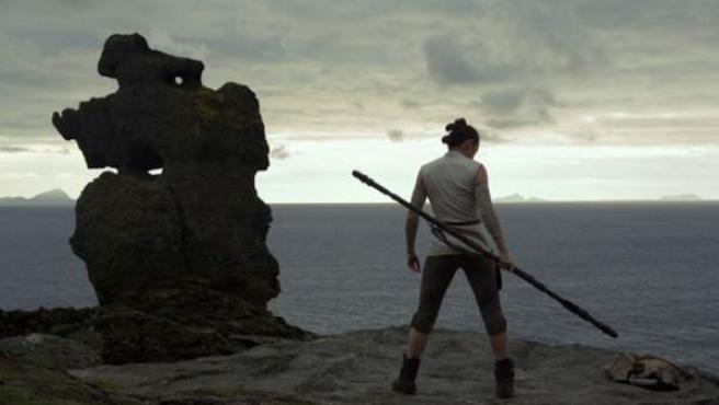 Rey - Los últimos Jedi