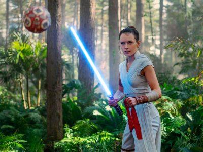 Rey en 'El ascenso de Skywalker'