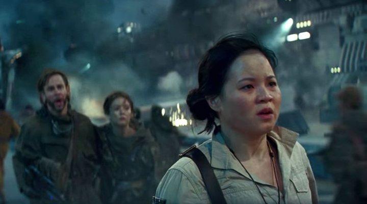 Rose Tico en 'El ascenso de Skywalker'