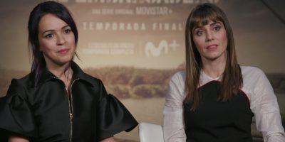 Verónica Sánchez e Irene Arcos