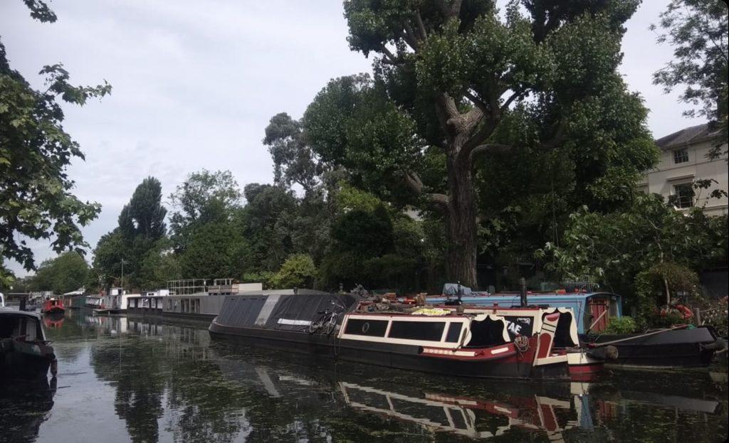 Regent's Canal - Londres