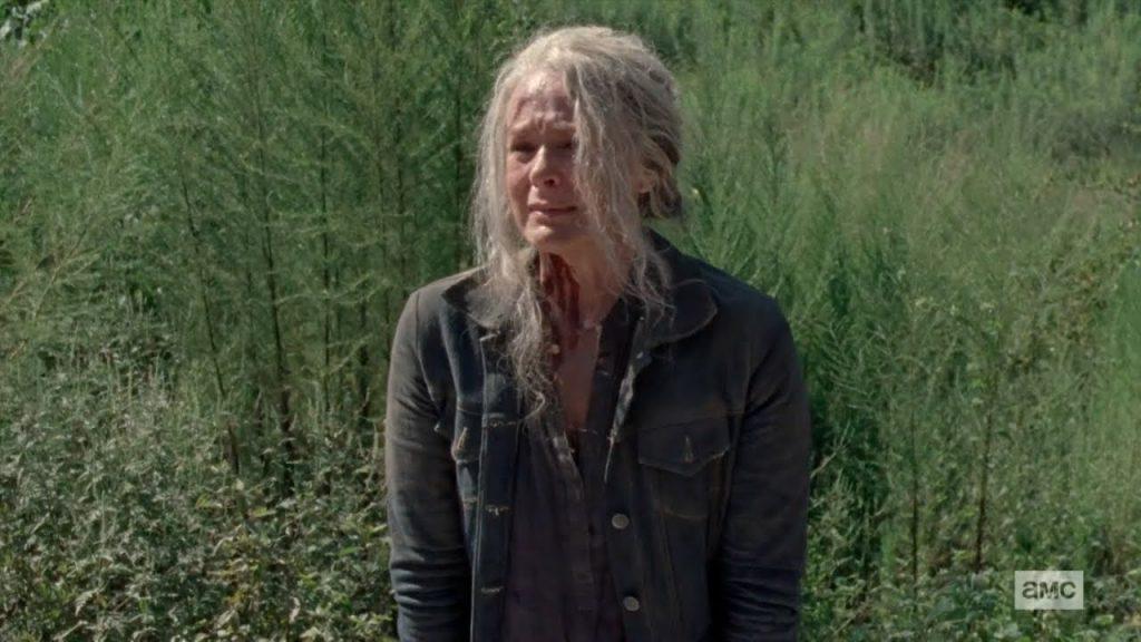 Carol protagoniza una de las escenas más desgarradoras del episodio