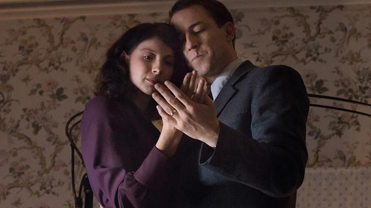 Claire y Frank - 'Outlander'