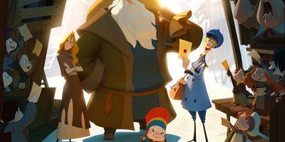 'Klaus', la gran película de animación española de 2019