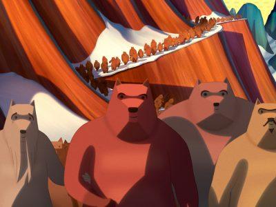 La famosa invasión de los osos en Sicilia (2020)
