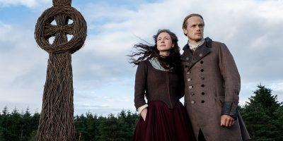 Primer episodio de la quinta temporada de 'Outlander'