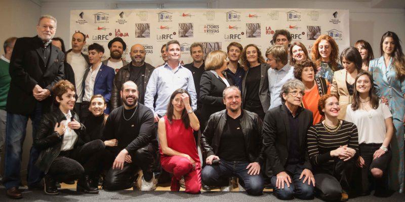 Rueda de prensa de presentación de la 29 edición de los Premios Unión de Actores y Actrices