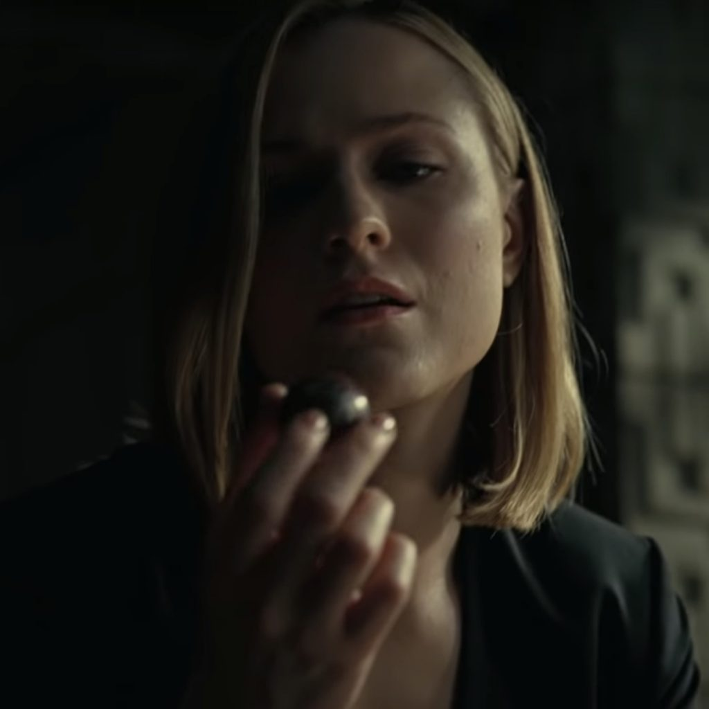 Dolores en la tercera temporada de 'Westworld'