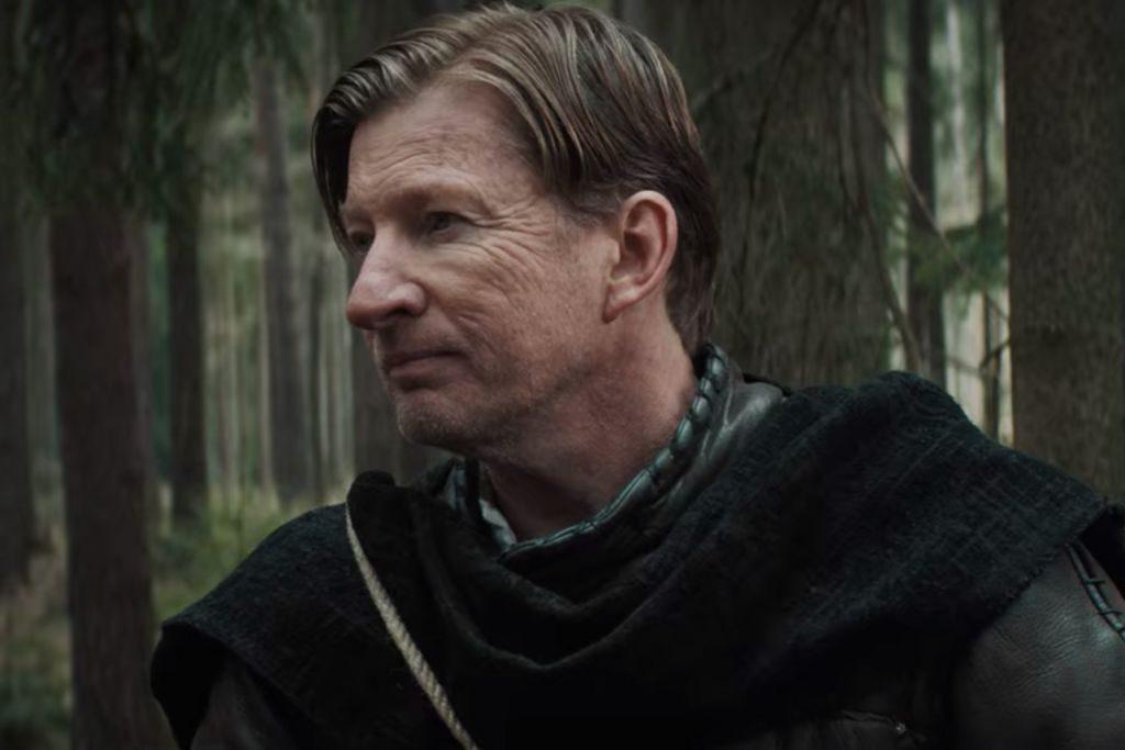 Sir Tiuri el Valiente en 'Carta al rey'