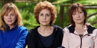 Emma Suárez, Adriana Ozores y Nathalie Poza en 'Invisibles'