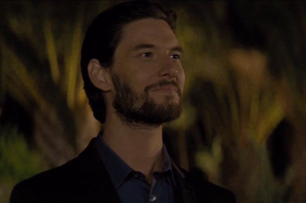 Logan Delos en 'Westworld'