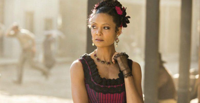 Maeve en la primera temporada de 'Westworld'