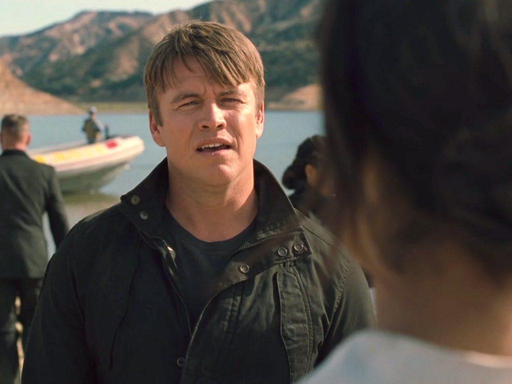 Stubbs en la segunda temporada de 'Westworld'