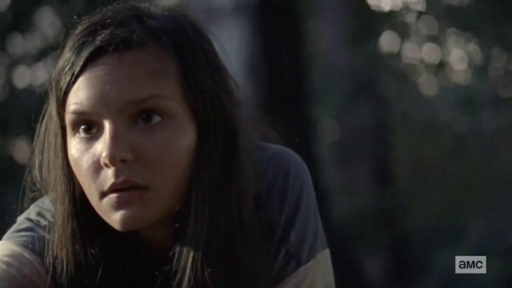 The Walking Dead 10x10 - Lydia