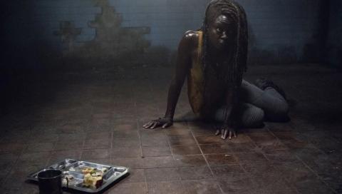 The Walking Dead - Michonne vive su propio viaje