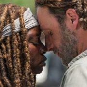 The Walking Dead - Michonne y Rick