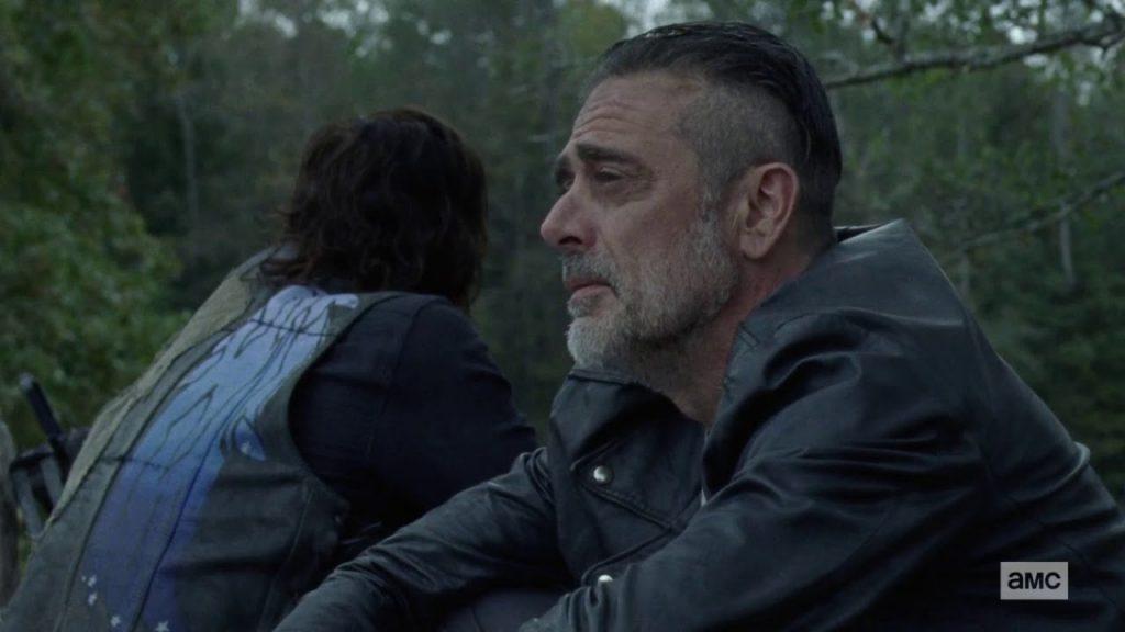 The Walking Dead - Negan y Daryl