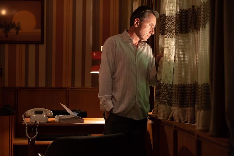 Tim Roth protagoniza la mayor parte de las escenas de 'La canción de los nombres olvidados'