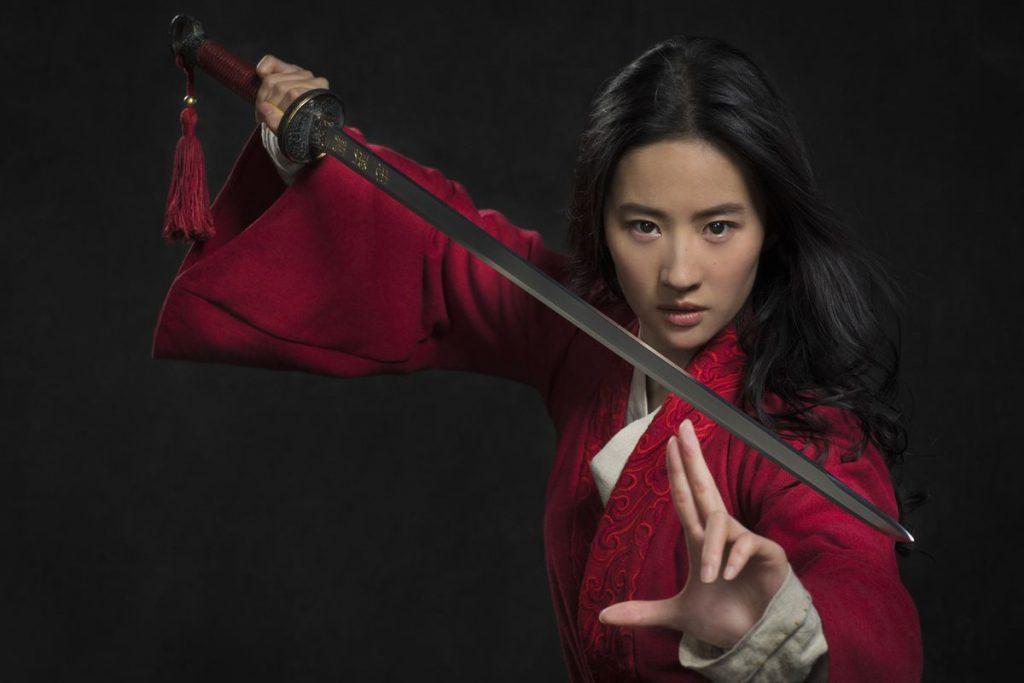 El estreno de 'Mulán' (2020) ha concentrado toda la atención dentro de estas noticias cinéfilas