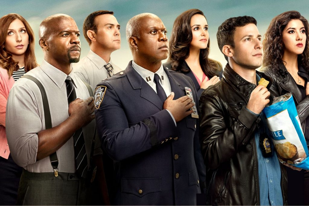 mew magazine - brooklyn 99