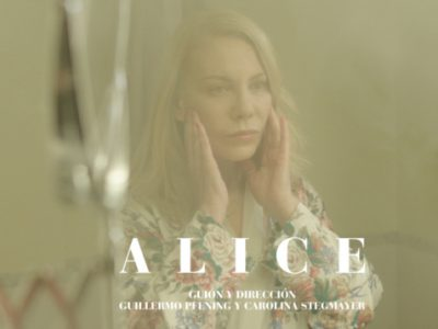 Guillermo Pfening - Alice