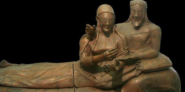 'La sonrisa etrusca'