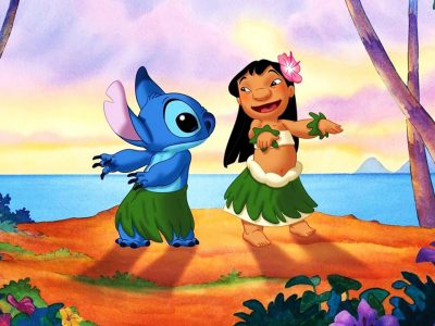 lilo y stitch disney + mew magazine