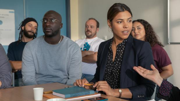 Los profesores de Saint-Denis (1)
