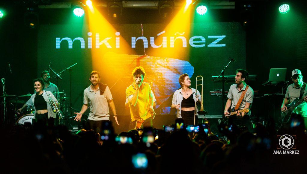 Miki Nuñez - Sala BUT
