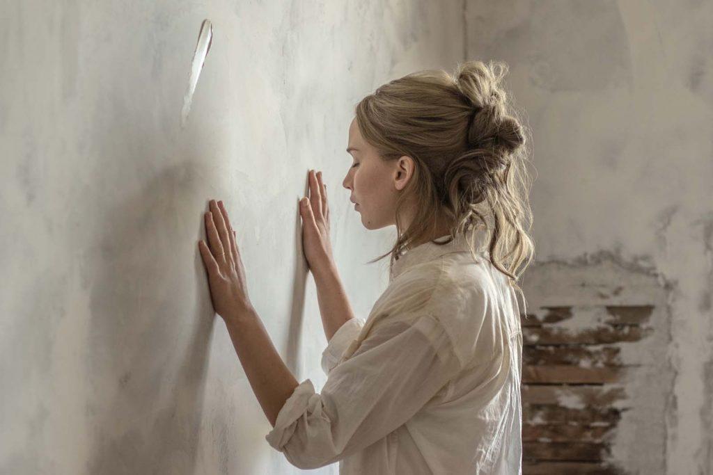 Jennifer Lawrence en 'Mother!'