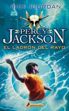 1. Percy Jackson. El ladrón del rayo
