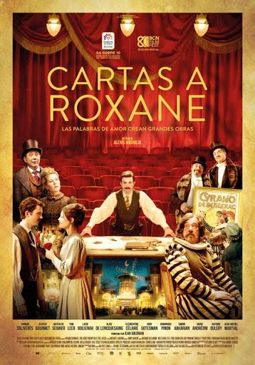 'Cartas a Roxane' (2018)