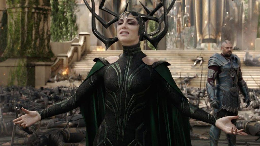 Cate Blanchett ya demostró en 'Thor Ragnarok' lo bien que le sienta tener poderes