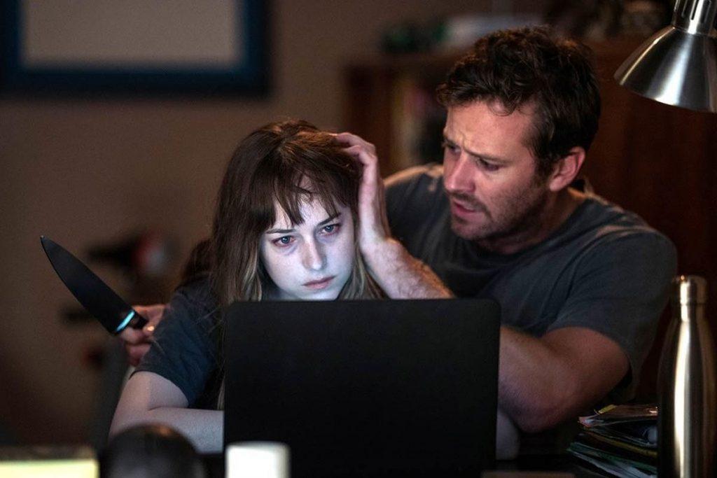 Dakota Johnson en 'Wounds', una de sus últimas películas